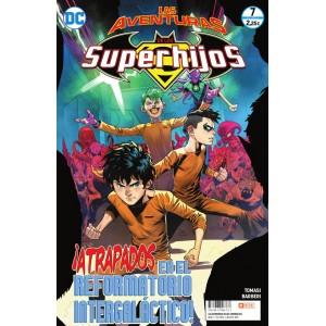 Las aventuras de los Superhijos nº 07