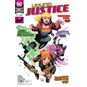 Young Justice nº 02