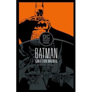 Batman: Caballero maldito (Edición DC Black Label)