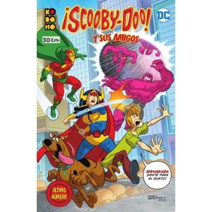 ¡Scooby-Doo! y sus amigos nº 30