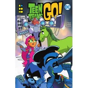 Teen Titans Go! nº 29