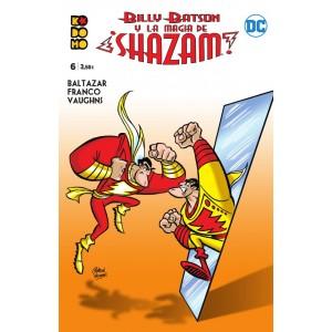 Billy Batson y la magia de Shazam nº 06