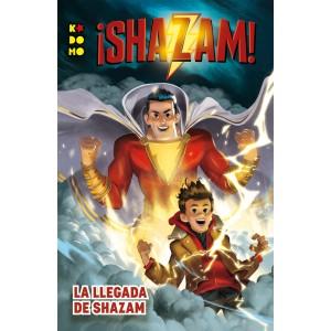 ¡Shazam!: La llegada de ¡Shazam!