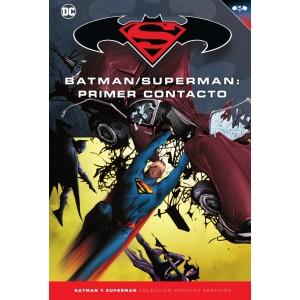 Batman y Superman - Colección Novelas Gráficas nº 65: Batman/Superman: Primer contacto