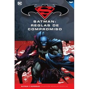 Batman y Superman - Colección Novelas Gráficas nº 66: Batman: Reglas de compromiso