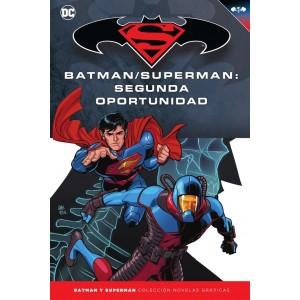 Batman y Superman - Colección Novelas Gráficas nº 67: Batman/Superman: Segunda oportunidad