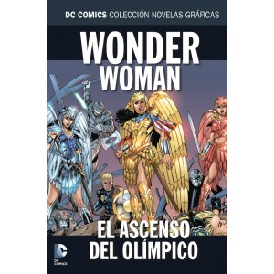 Colección novelas gráficas nº 86: Wonder Woman: El ascenso del Olímpico