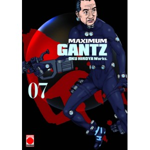 Gantz Maximum nº 07