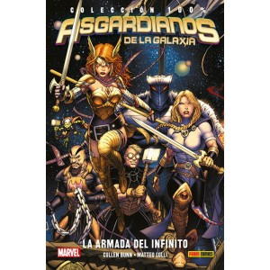 Asgardianos de la Galaxia nº 01