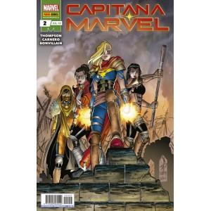 Capitana Marvel nº 02