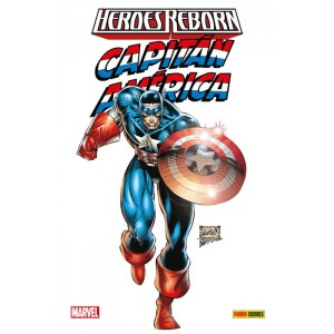 Héroes Marvel - Heroes Reborn: Capitán América