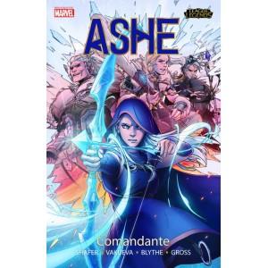 League of Legends: Ashe - Comandante