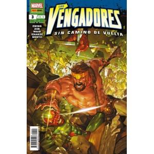 Los Vengadores: Sin camino de vuelta nº 03