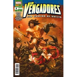 Los Vengadores: Sin camino de vuelta nº 04