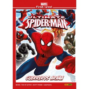 Marvel First Level nº 19: Ultimate Spider-Man: Guerreros araña