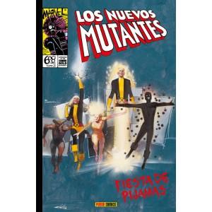 Marvel Gold. Los Nuevos Mutantes nº 02