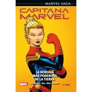 Marvel Saga nº 83. Capitana Marvel nº 01
