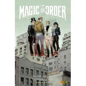 The Magic Order nº 01