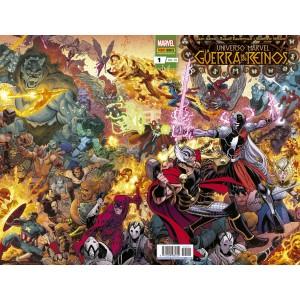 Universo Marvel: La guerra de los reinos nº 01