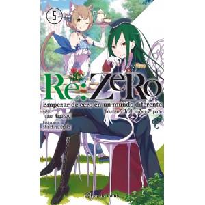 Re:Zero nº 05 (Novela)