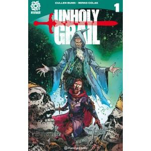 Unholy Grial nº 01