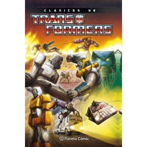 Transformers Marvel UK nº 03