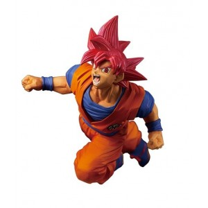 Dragon Ball Z Goku FES!! - Son Goku Super Saiyan God