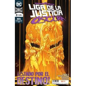 Liga de la Justicia Oscura Vol.2, nº 03