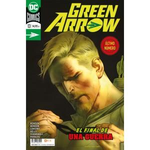 Green Arrow vol. 2, nº 13