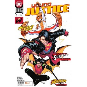 Young Justice nº 03