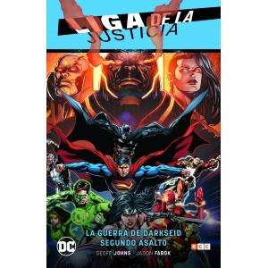 Liga de la Justicia: La guerra de Darkseid - Segundo asalto (Liga de la Justicia Saga)