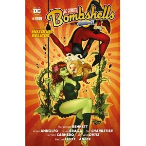 Bombshells nº 05: Hazañas bélicas