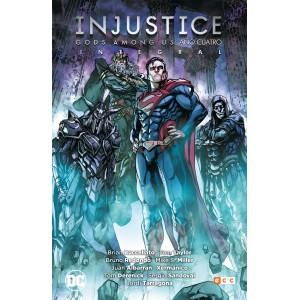 Injustice: Año cuatro (Edición integral)