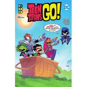 Teen Titans Go! nº 30