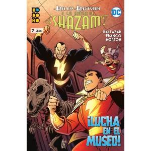 Billy Batson y la magia de Shazam nº 07
