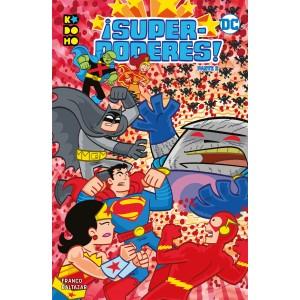 ¡Superpoderes! nº 02 (Recopilación)