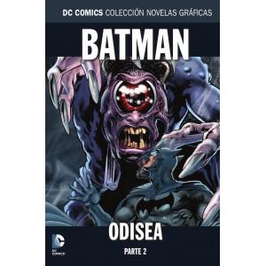 Colección novelas gráficas nº 88: Batman: Odisea nº 02