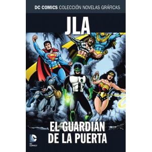 Colección novelas gráficas nº 89: JLA: El guardián del portal