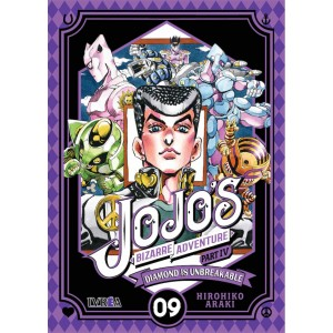 JoJo's Bizarre Adventure Parte 04: Diamond is Unbreakable nº 09