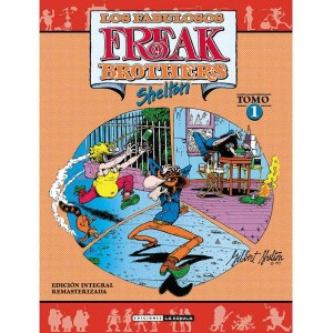 Los fabulosos Freak Brothers nº 01