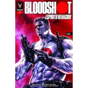Bloodshot: Espíritu renacido nº 03