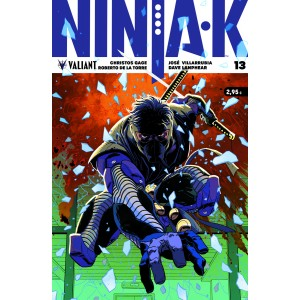 Ninja-k nº 13