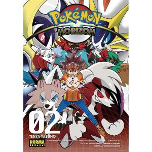 Pokemon Horizon nº 02