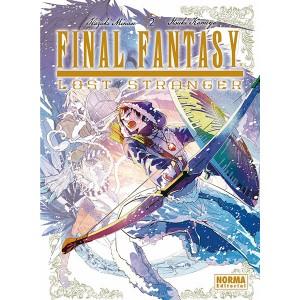 Final Fantasy: Lost Stranger nº 02