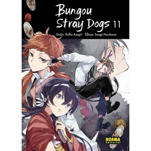 Bungou Stray Dogs nº 11