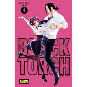 Black Torch nº 04