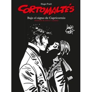 Corto Maltés: Bajo el signo de Capricornio (Blanco y negro)