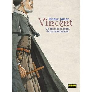 Vincent, un santo en la época de los mosqueteros