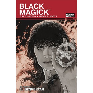 Black Magic nº 01