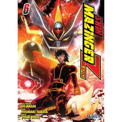 Shin Mazinger Zero nº 06